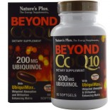 Beyond CoQ10 Ubiquinol 200 mg (60 Softgels) - Nature's Plus