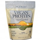 Dr. Mercola, Premium Supplements, Vegan Protein, Vanilla, 1 lb 5 oz (690 g)