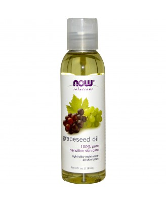 Grapeseed Oil (118 ml) - Now Foods