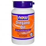 Aceite de orégano - 90 cápsulas - Now Foods