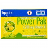 Trace Minerals Research, Electrolyte Stamina, Power Pak, Lemon Lime, 30 Packets, 0.17 oz (4.9 g) Each
