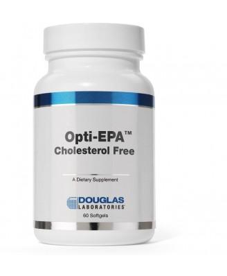 Opti-EPA 500 (libre de colesterol) - 60 cápsulas - Douglas laboratories