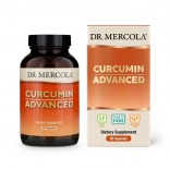 Curcumin Advanced (90 Capsules) - Dr. Mercola