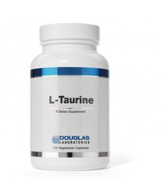 L-taurina - 100 cápsulas vegetarianas - Douglas laboratories