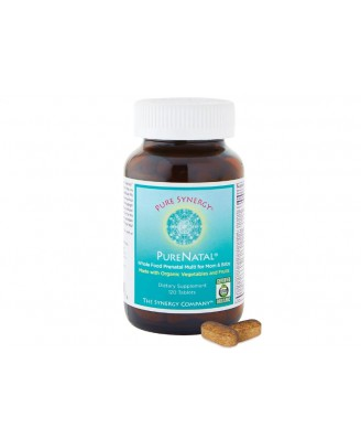 Pure Synergy, Pure Prenatal (120 vegetarische tabletten) - The Synergy Company