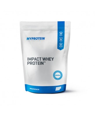 Impact Whey Protein, Natural Strawberry, 5kg - MyProtein