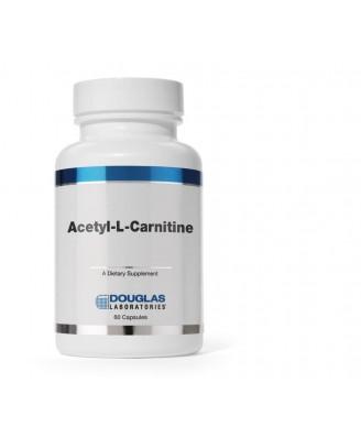 Acetil-l-carnitina (60 cápsulas) - Douglas Laboratories