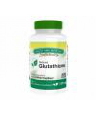 Glutathione (Reduced/Natural) 500 mg (non-GMO) (120 Vegicaps) - Health Thru Nutrition