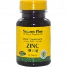 Zinc, 10 mg (90 Tablets) - Nature's Plus