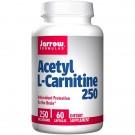 Acetyl L-Carnitine 250 mg (60 Vegetarian Capsules) - Jarrow Formulas