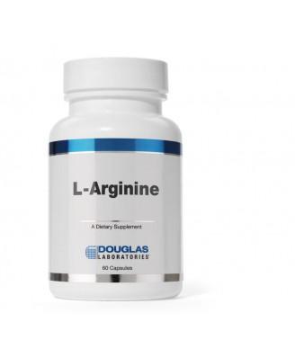 L-Arginina 500 mg - (60 cápsulas) - Douglas laboratories