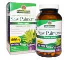 Saw Palmetto, Full Spectrum Herb, 690 mg (120 Veggie Caps) - Nature's Answer