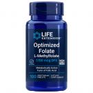 Life Extension, Optimized Folate (L-Methylfolate), 1000 mcg, 100 Veggie Caps