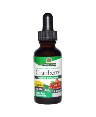 Cranberry, Alcohol-Free, 10000 mg (30 ml) - Nature's Answer