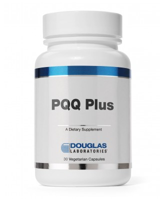 PQQ Plus (30 Vegetarian Capsules) - Douglas Laboratories
