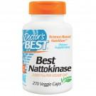 Doctor's Best, Best Nattokinase, 2,000 FU, 270 Veggie Caps