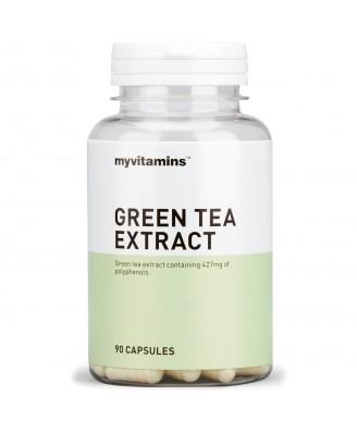Myvitamins Super Green Tea Extract, 30 Capsules (30 Capsules) - Myvitamins