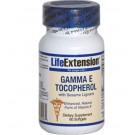 Gamma E Tocopherol with Sesame Lignans (60 Softgels) - Life Extension