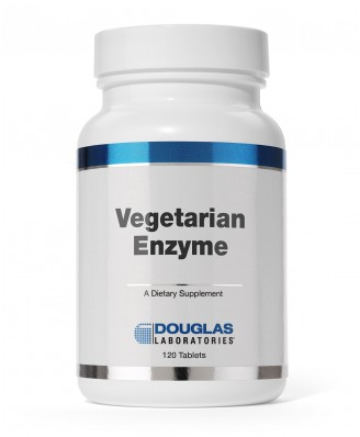 Douglas Laboratories,Vegetarian Enzyme (60 tablets)