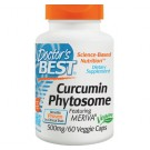 Doctor's Best, Curcumins Phytosome, Featuring Meriva, 500 mg, 60 Veggie Caps