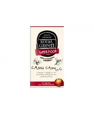 Camu Camu C – 60 vcaps – Royal Green