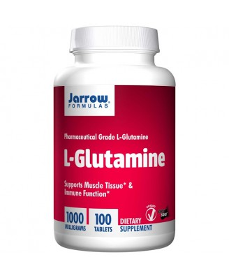 L-Glutamine 1000 mg (100 tablets) - Jarrow Formulas