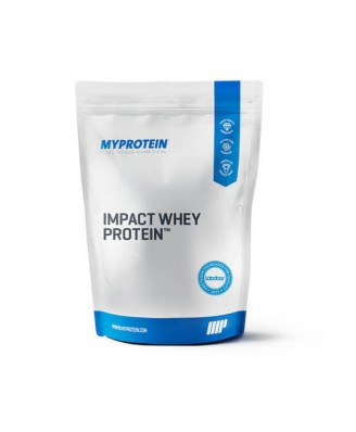 Impact Whey Protein, Natural Chocolate 1kg