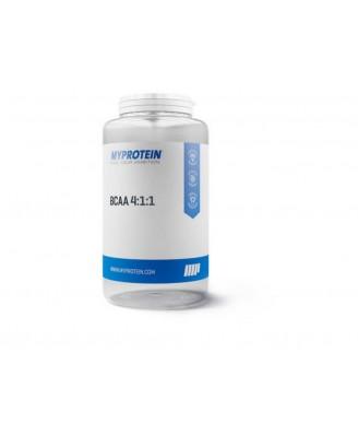 BCAA 4:1:1 -180 Tabletas - MyProtein - Aminoácidos de cadena ramificada (BCAA)