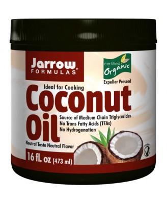 Organic Coconut Oil (473 gram) - Jarrow Formulas