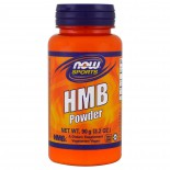 HMB Powder (90 gram) - Now Foods