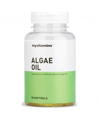 Algae Oil (30 Softgels) - Myvitamins