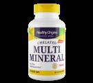 Chelated Multi Mineral (120 veggie caps) - Healthy Origins