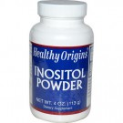 Healthy Origins, Inositol Powder, 4 oz (113 g)