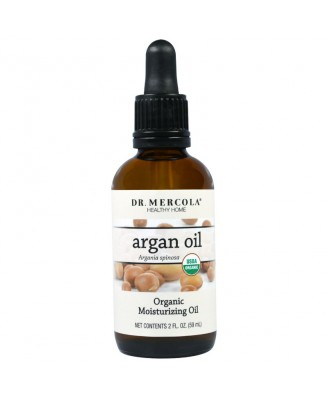 Organic Argan Oil (59 ml) - Dr. Mercola