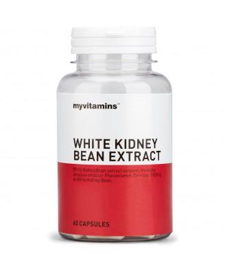 Myvitamins White Kidney Bean Extract, 60 Capsules (60 Capsules) - Myvitamins