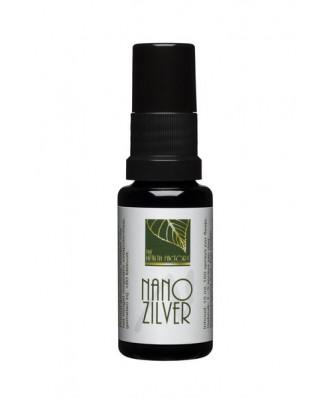 Nano Silver with spray cap (15 ml) - Health Factory