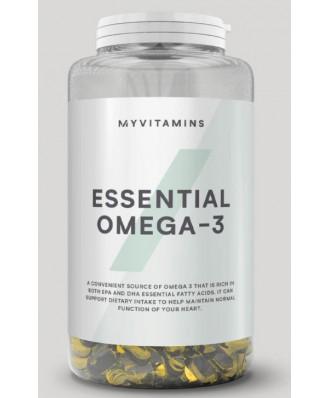 Omega 3 - 1000 mg 18% EPA / 12% DHA - 90 Caps - MyProtein