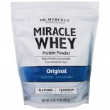 Dr. Mercola, Premium Supplements, Miracle Whey, Protein Powder, Original, 1 lb (454 g)