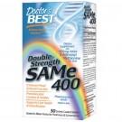 Doctor's Best, SAMe 400 de doble potencia, 30 tabletas con recubrimiento entérico