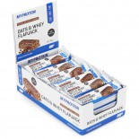 MyBar Oats & Whey - Chocolate Chip (18 Bars) - MyProtein