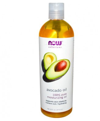 Now Foods, Solutions, Avocado Oil, 16 fl oz (473 ml)