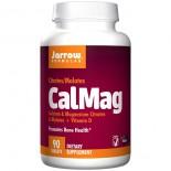 CalMag Citrates/Malates (90 tablets) - Jarrow Formulas