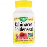 Sello de oro Echinacea 450 mg - 100 Cápsulas -Nature's Way
