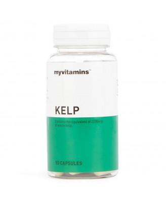 Myvitamins Kelp, 30 Capsules (30 Capsules) - Myvitamins