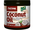 Organic Extra Virgin Coconut Oil (473 gram) - Jarrow Formulas