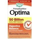 Primadophilus Optima, digestivo Balance 50 billones, 30 retrasado lanzamiento Veggie Caps - Nature's Way