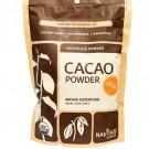 Los granos de cacao, polvo, sin procesar y Orgánica (454 gramos) - Navitas Naturals