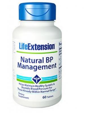 Tratamiento Natural De La Presión Arterial, 60 Tabletas