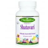 Paradise Herbs, Organics, Shatavari, 60 Veggie Caps