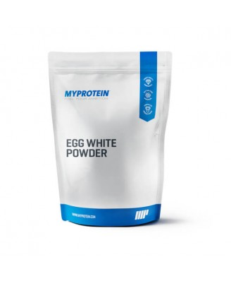 Egg White Powder Egg Albumin - 1KG - MyProtein
